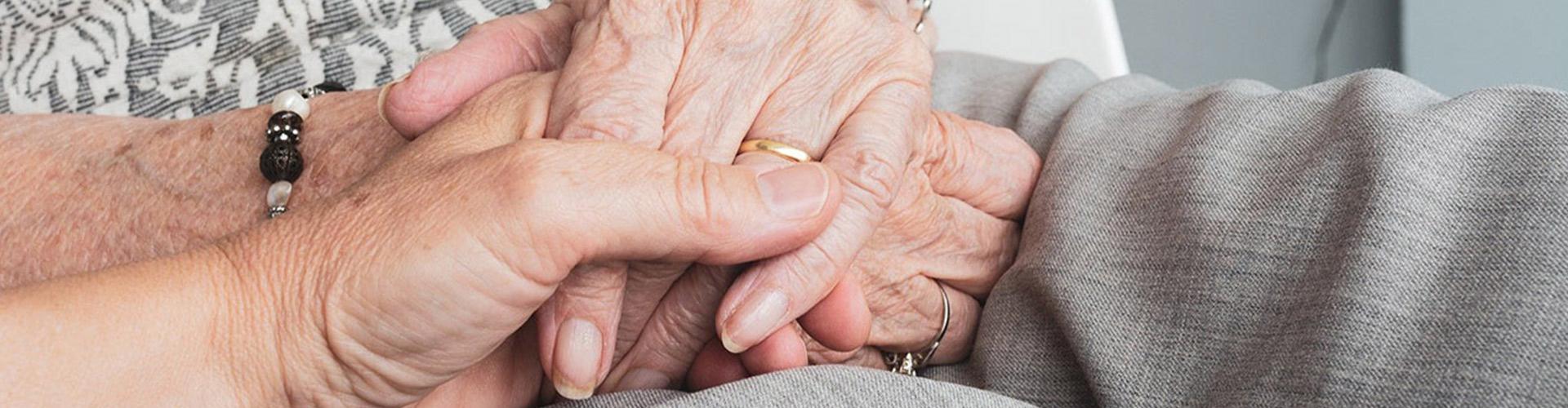 Hilfen für pflegende Angehörige