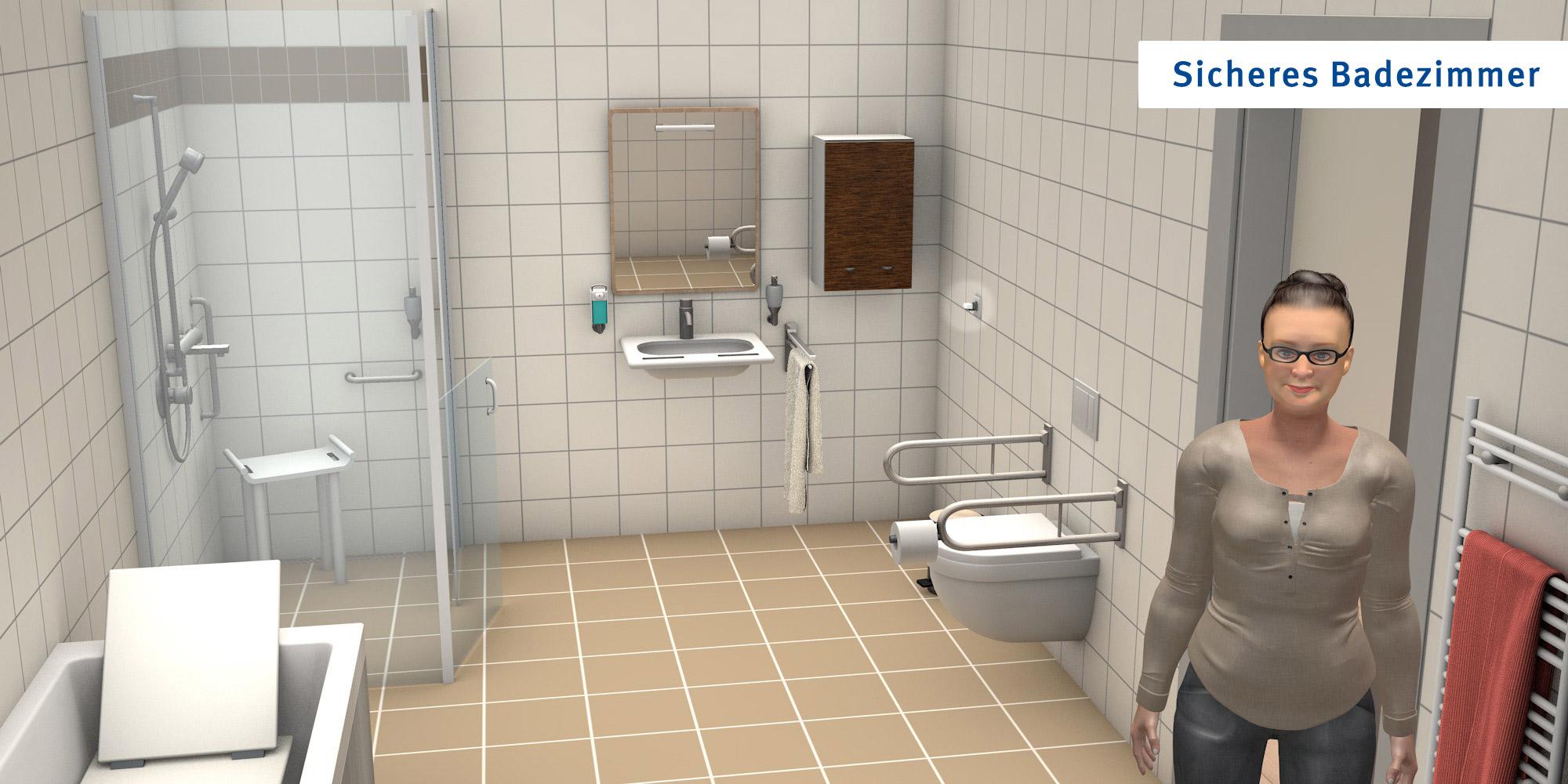 Badezimmer - optimierte Version