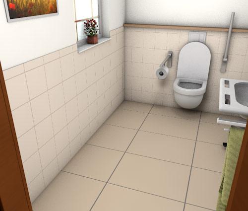 """Weniger ist mehr – nicht """"alles"""" muss ins Gäste WC"""