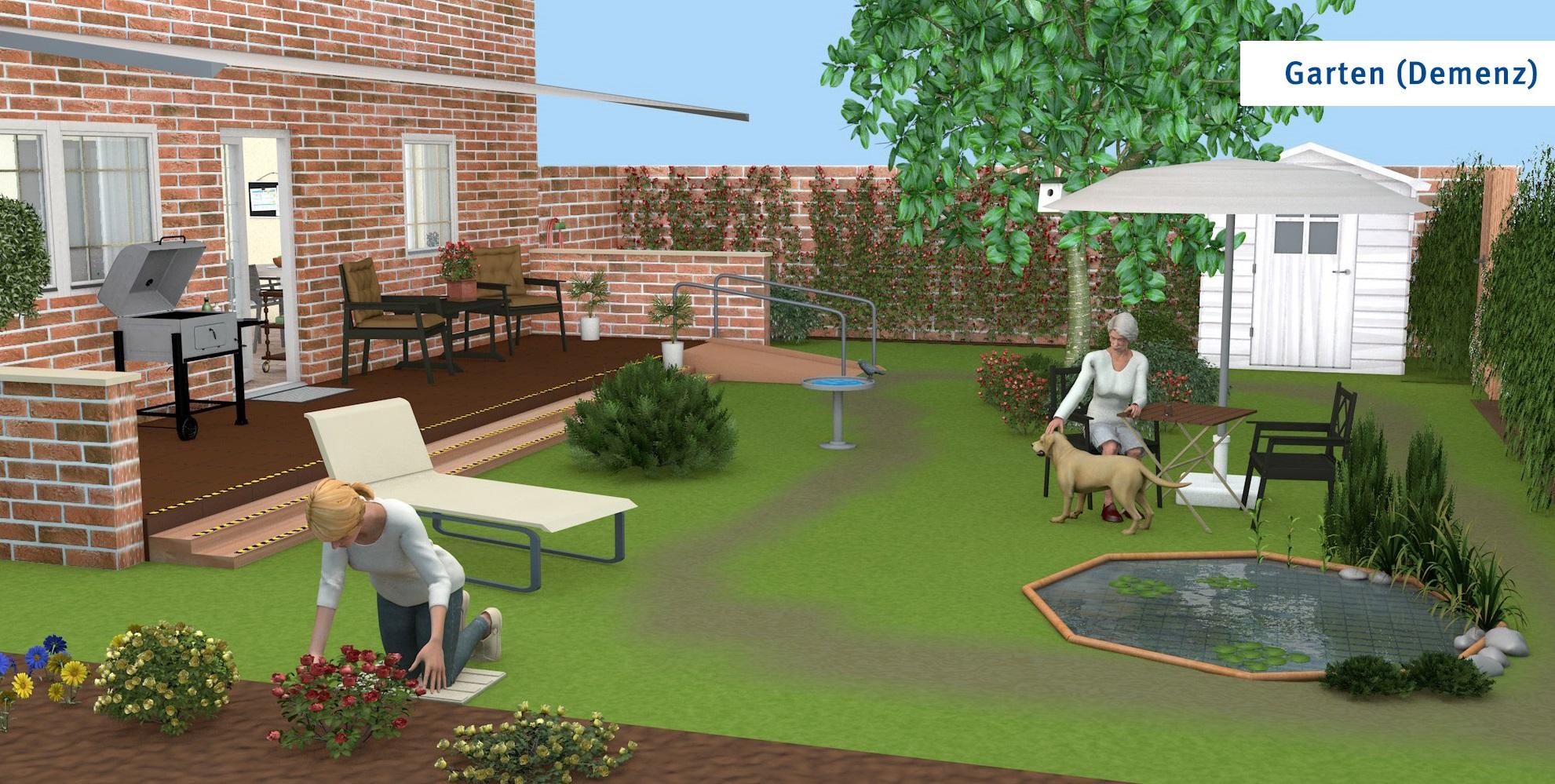 Garten - optimierte Version