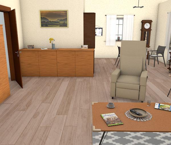 Allgemeines zu Möbeln und Kleinmöbeln wie Beistelltische